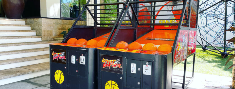 Arcade Basketball Machines Rental in Singapore