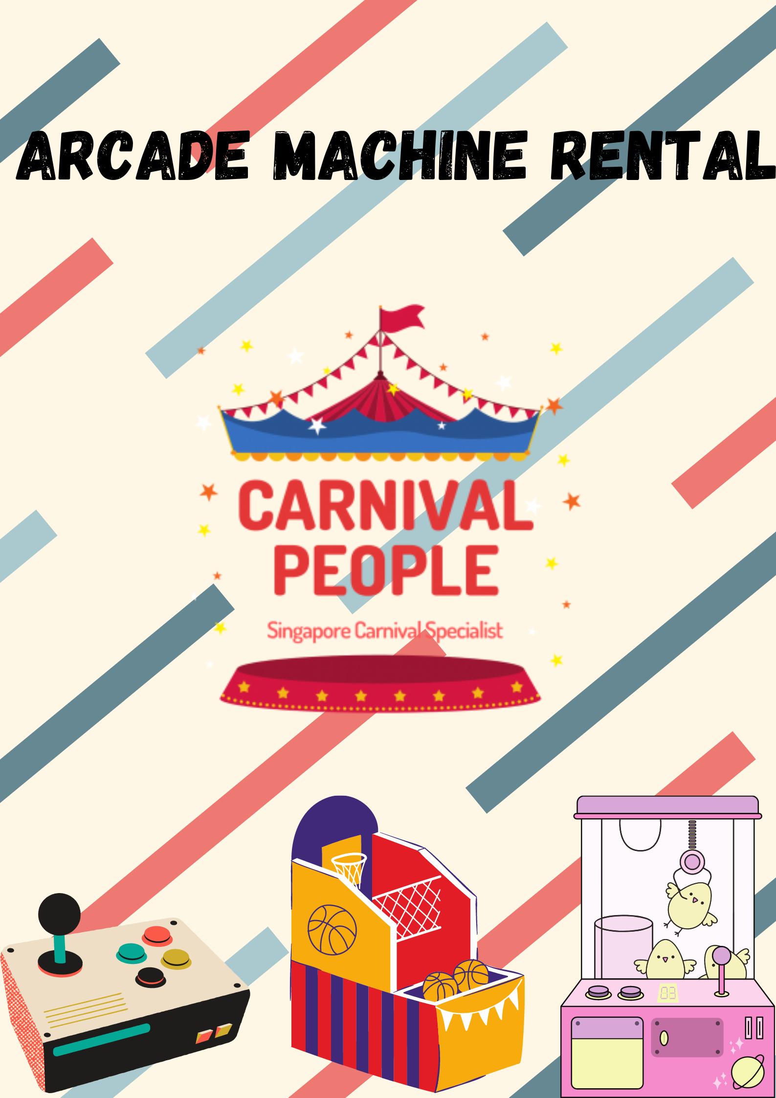 Arcade Machine Rental