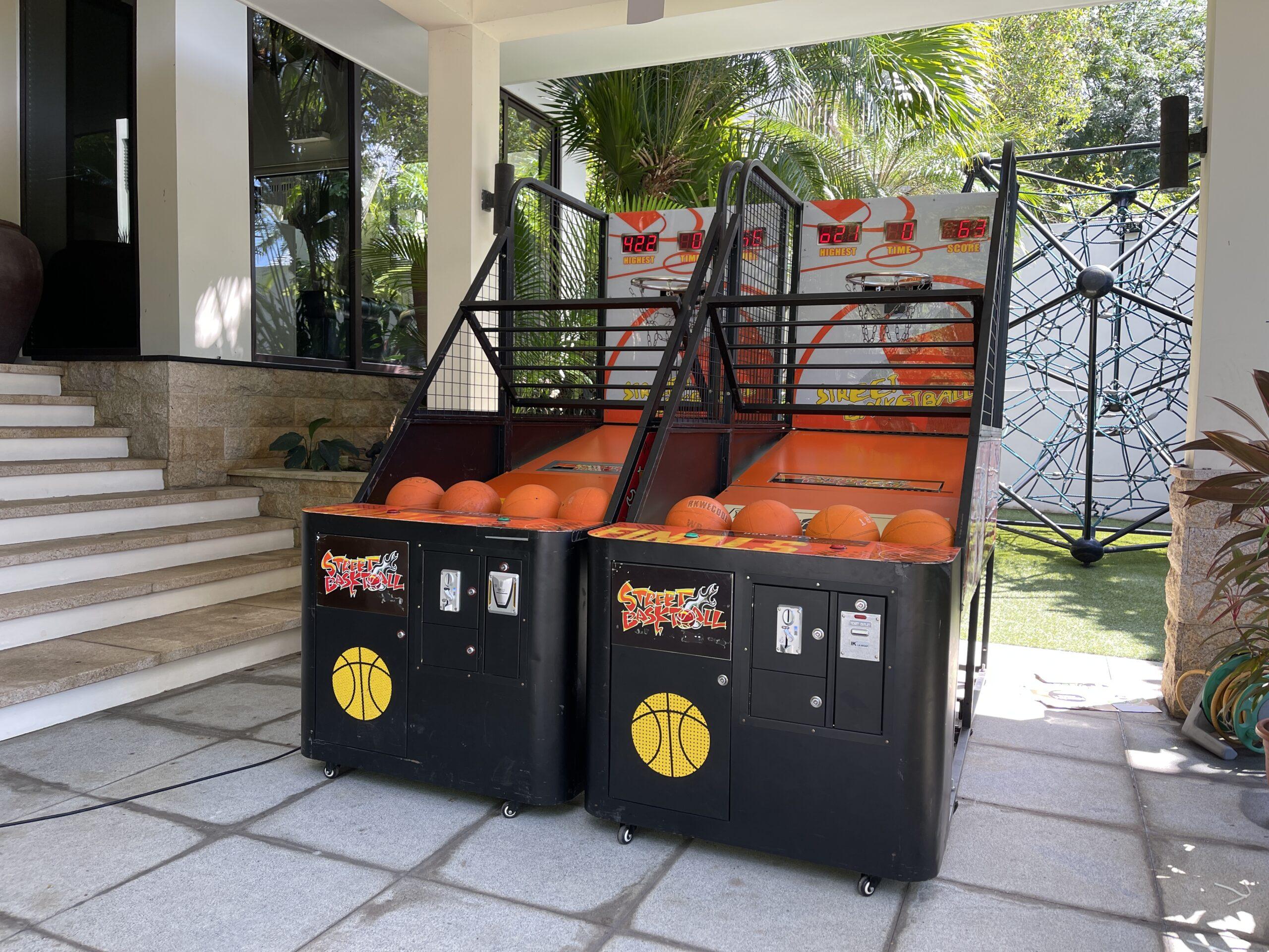 Basketball Machine scaled
