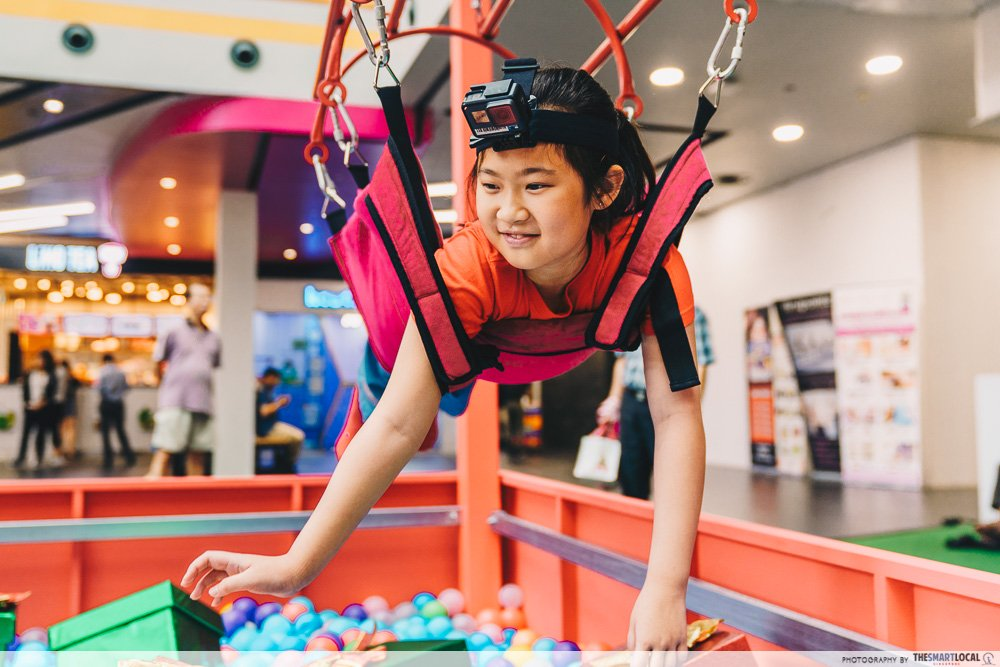 Human Claw Machine Rental Singapore
